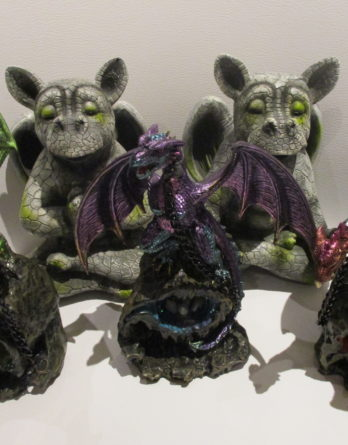 Drachenfiguren (Resin)